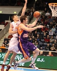 Victor Claver - Valencia Basket (photo CEZ Nymburk)