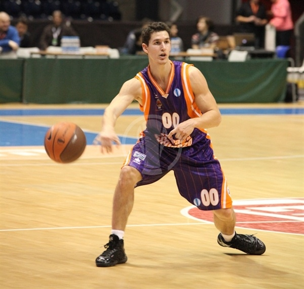 Rodrigo San Miguel - Valencia Basket (photo CEZ Nymburk)