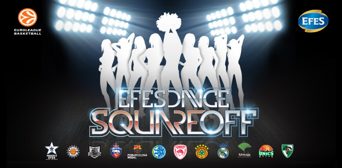 EFES Dance Square Off Contest: Zalgiris Kaunas dancers join Prokom's in the Final!