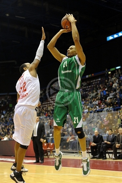 Kelly McCarty - Unics Kazan