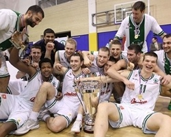 Union Olimpija is 2012 Slovenian Cup champion (Photo KZS)
