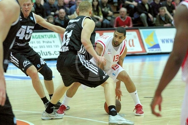 Tre Simmons - CEZ Nymburk (photo basket-nymburk.cz)