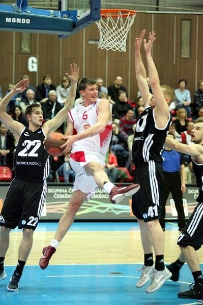 Pavel Pumprla - CEZ Nymburk (photo basket-nymburk.cz)