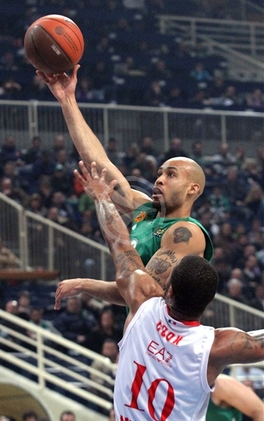David Logan - Panathinaikos