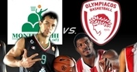 Playoffs series analysis: Montepaschi Siena vs. Olympiacos