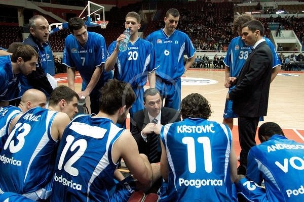 Team Buducnost Voli (photo Spartak St. Petersburg)