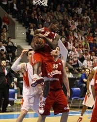 Patrick Beverley - Spartak St. Petersburg (photo CEZ Nymburk)