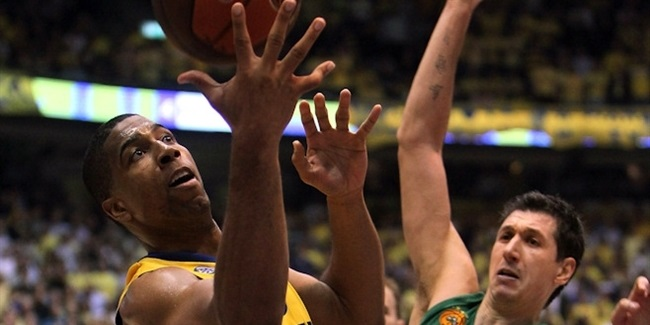 Maccabi FOX reunites with Hendrix