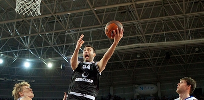 Playoffs, Game 3 bwin MVP: Kostas Vasiliadis, Gescrap BB