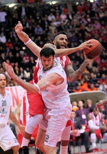 Acie Law - Olympiacos