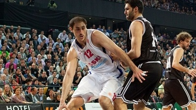 Monday Memories: CSKA's unstoppable Krstic