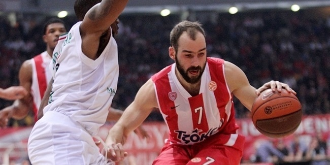 On This Day, 2012: Olympiacos clinches Final Four spot en route to title