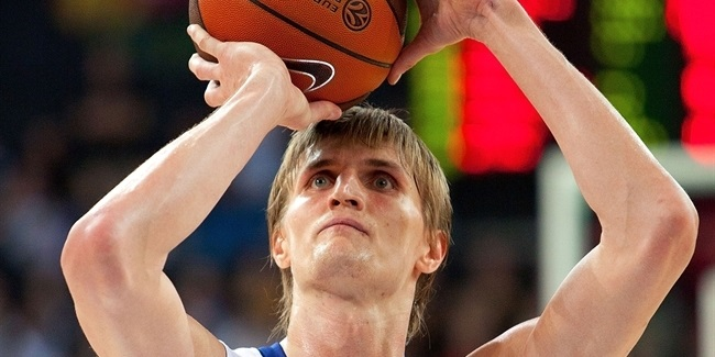 Head coaches vote CSKA's Kirilenko best defender!