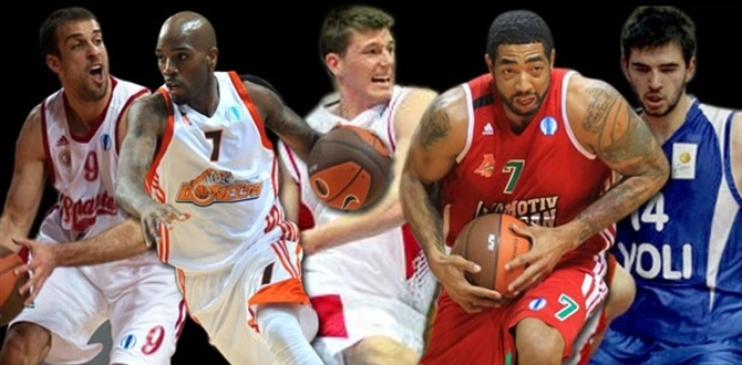2011-12 All-Eurocup Second Team