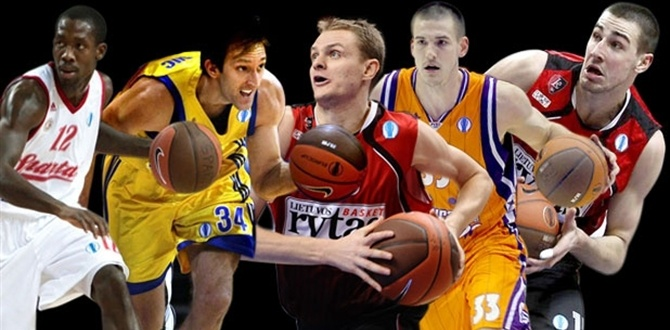 2011-12 All-Eurocup First Team