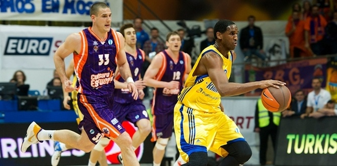 Valencia Basket brings back Kelati
