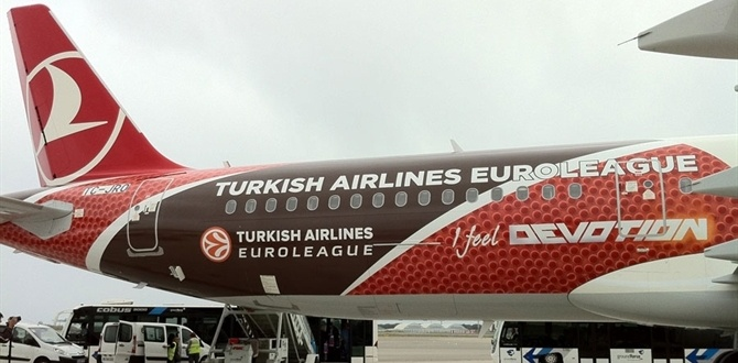 Turkish Airlines supplies private charter flights for Final Four ...