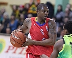Maurice Hampton – BK JIP Pardubice (Photo: FIBA Europe)