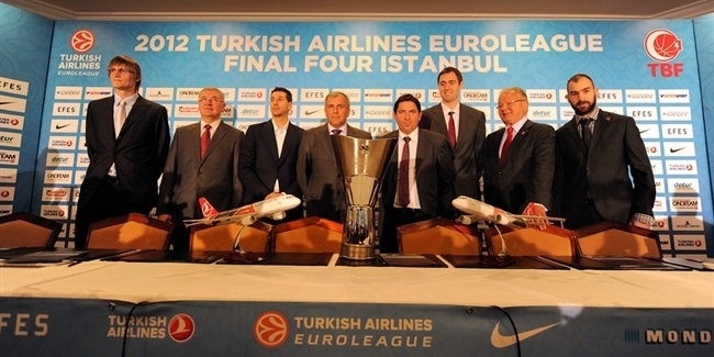 2012 Final Four Official Press Conference