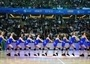 Cheerleaders in action - Final Four Istanbul 2012