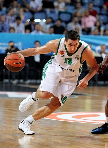 Dimitris Diamantidis - Panathinaikos - Final Four Istanbul 2012