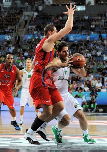 Stratos Perperoglou - Panathinaikos - Final Four Istanbul 2012