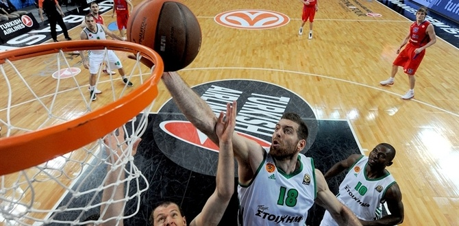 Unics signs ex-champ Kaimakoglou