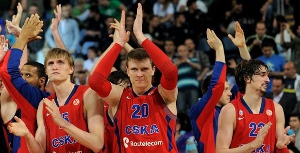 CSKA is back to the final