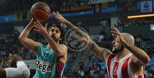 Juan Carlos Navarro - FC Barcelona Regal - Final Four Istanbul 2012