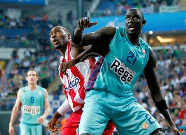Boniface Ndong - FC Barcelona Regal - Final Four Istanbul 2012