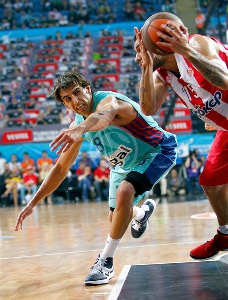 Victor Sada - FC Barcelona Regal - Final Four Istanbul 2012