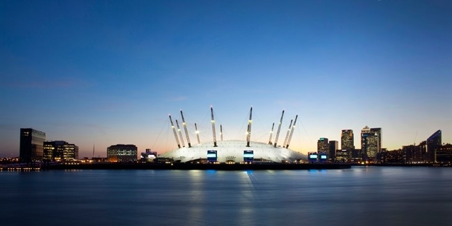 The O2 in London to host the 2013 Turkish Airlines Euroleague Final Four