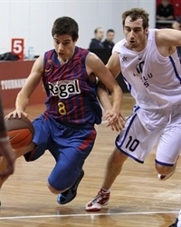 Xavier Moix - JT Barcelona Regal - Final Four Istanbul 2012