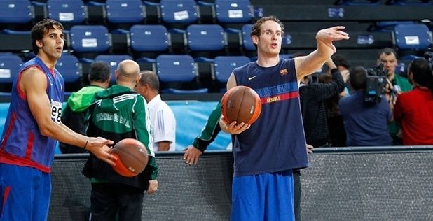 Marcelinho Huerrtas - FC Barcelona Regal - Final Four Istanbul 2012