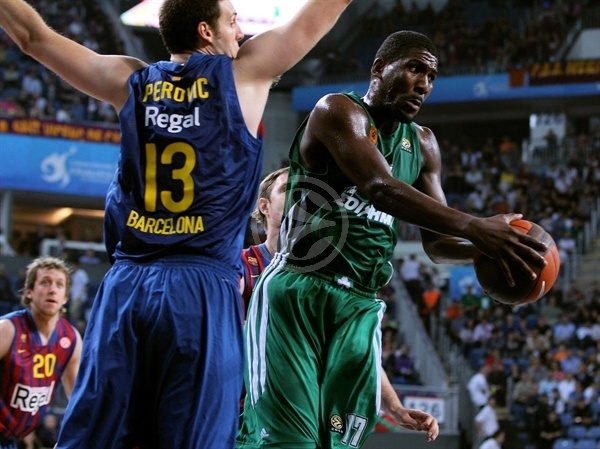 Steven Smith - Panathinaikos - Final Four Istanbul 2012