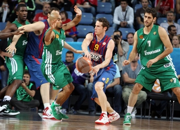 Panathinaikos Athens Vs. FC Barcelona Regal