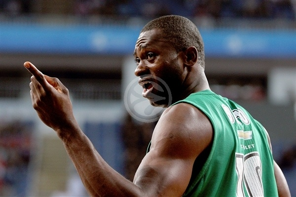 Romain Sato - Panathinaikos - Final Four Istanbul 2012