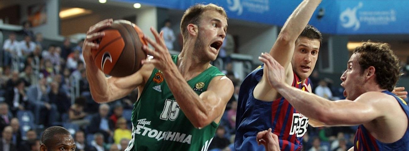 Panathinaikos brings back Calathes