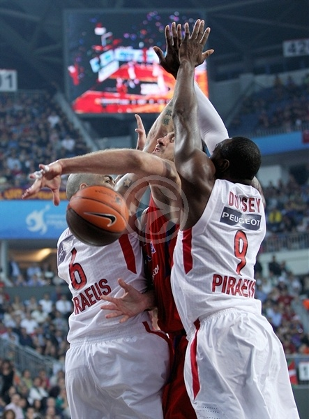Nenad Krstic - CSKA Moscow - Final Four Istanbul 2012