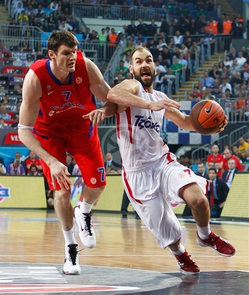 CSKA Moscow vs. Olympiacos Piraeus - Game