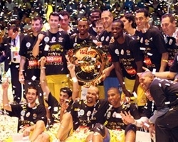 Maccabi Electra is 2012 Israeli League champion (Photo: BSL)