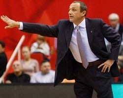 Coach Ettore Messina returns to CSKA Moscow