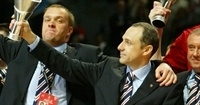 CSKA Moscow, Ettore Messina reunite