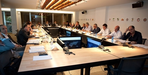 Euroleague Commercial Assets Board met in Barcelona