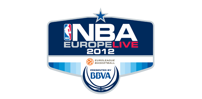 NBA EUROPE LIVE 2012 PRESENTED BY BBVA™ TO SHOWCASE BOSTON CELTICS, DALLAS MAVERICKS, AND TOP EUROLEAGUE TEAMS