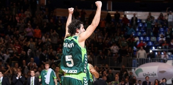 Unicaja, Rodriguez part ways; his No. 5 to be retired