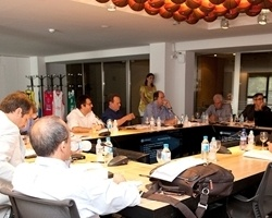 Euroleague Basketball Rules Summit Meeting 2012
