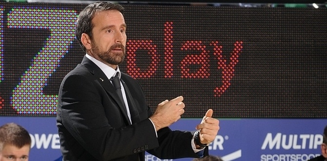 Zalgiris names Plaza as newest head coach