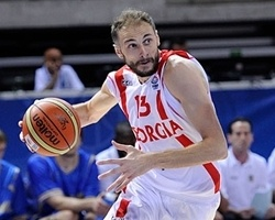 Viktor Sanikidze – Georgia (Photo: FIBA Europe/Castoria/De Massis)