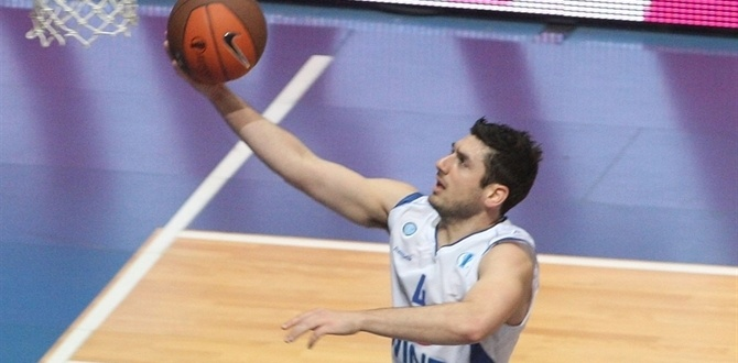 Panathinaikos brings back Xanthopoulos